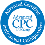 Advanced Certified Professional Childproofer logo.